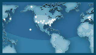 Image of Civilian Corp Medical and Dental Facilities across the world